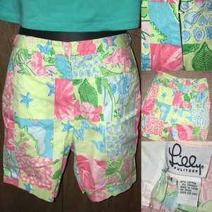 Lilly Pulitzer Size 4 Shorts
